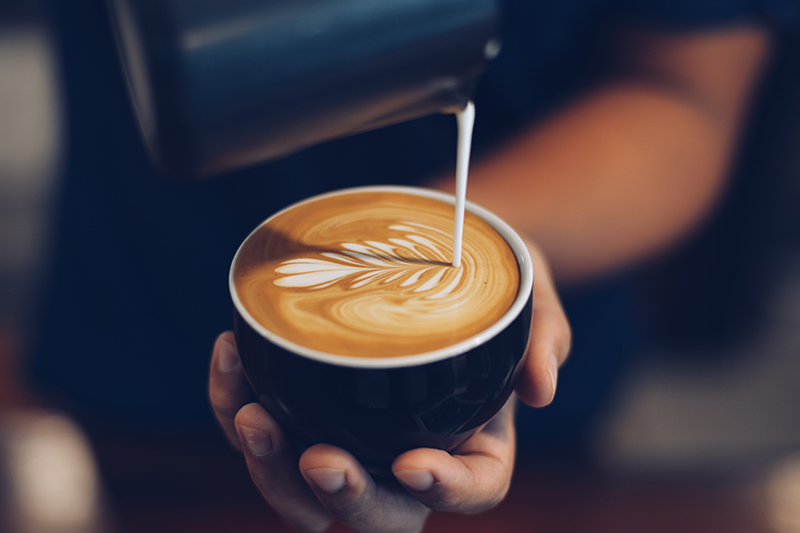 Enjoy a Latte with Prince Harry and Meghan