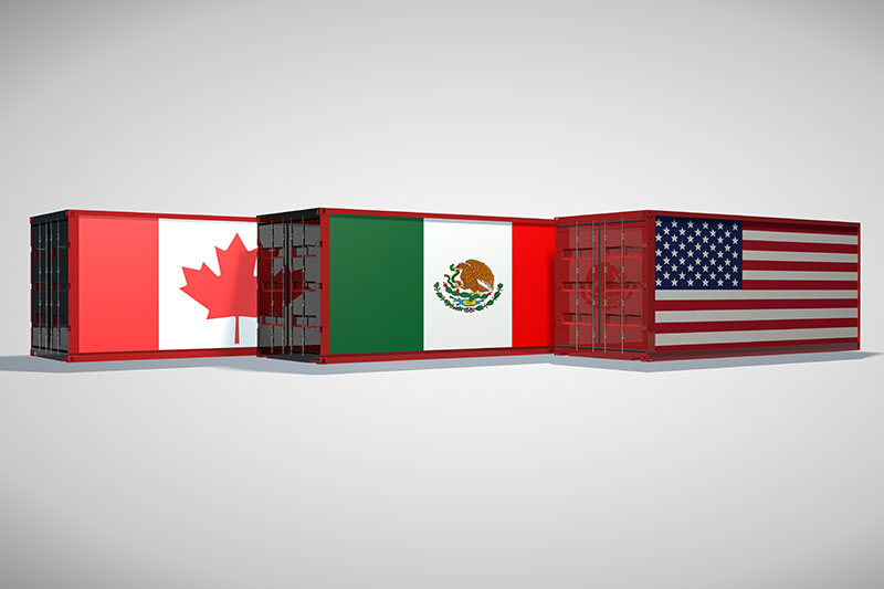 Bye Nafta Hello United States Mexico Canada Agreement Zip Poll Usa