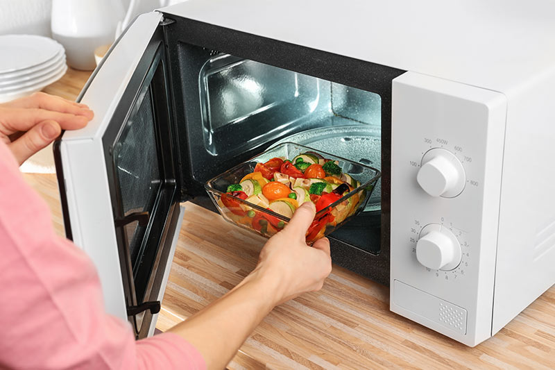 Thanks to Amazon Talking Microwaves Are a Thing