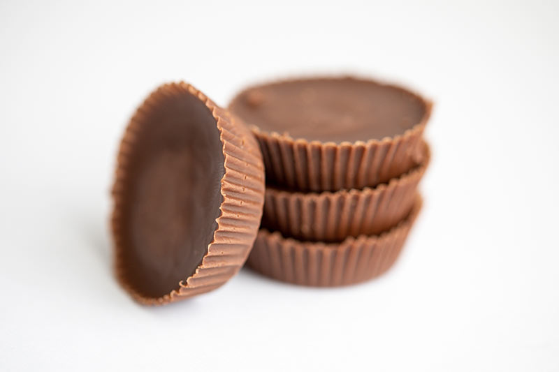 Thinner Reese's Cups Coming Next Year