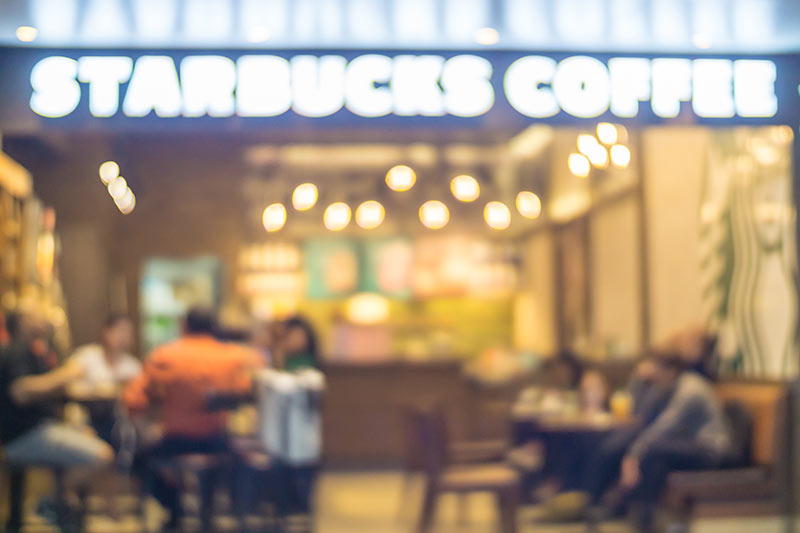 Former Starbucks CEO Making Waves