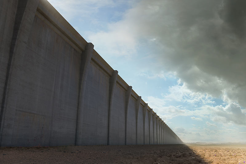 Points Made in President Trump's Border Wall Speech Were…