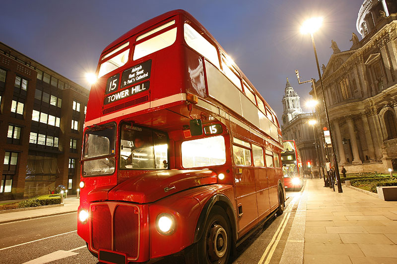 """Vacancy on Spice Girls Iconic """"Spice World"""" Bus!"""