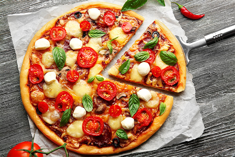 Pizza Lovers, You Might Want to Sit Down for This One…